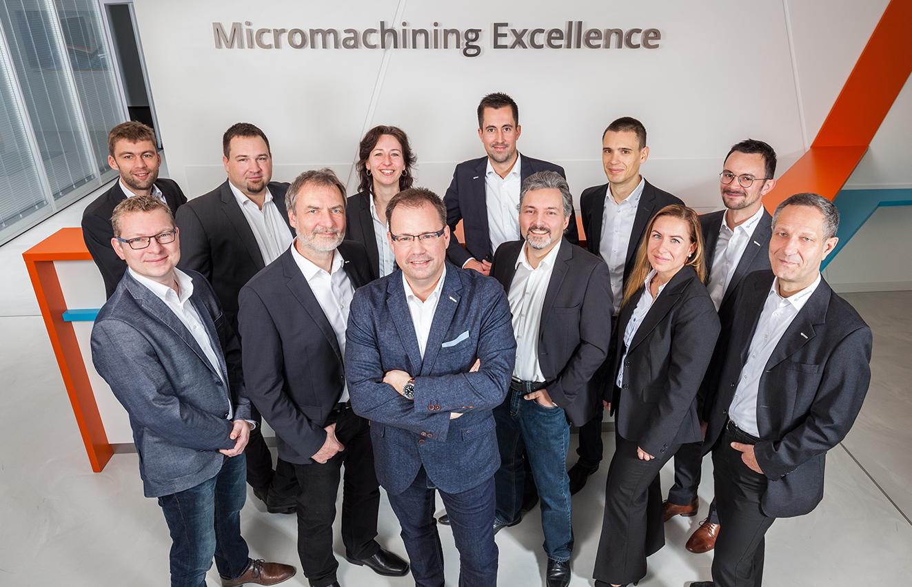 Das Team Sales & Product Management